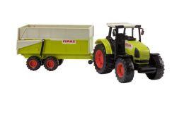 Dickie Traktor CLAAS s přívěsem 57 cm