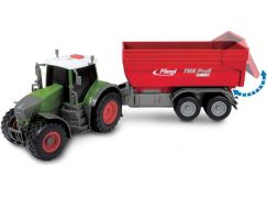 Dickie Traktor Fendt 939 Vario s přívěsem 41cm