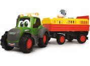 Dickie Traktor Happy Fendt s přívěsem 30cm