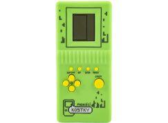 Digitální hra Padající kostky zelená