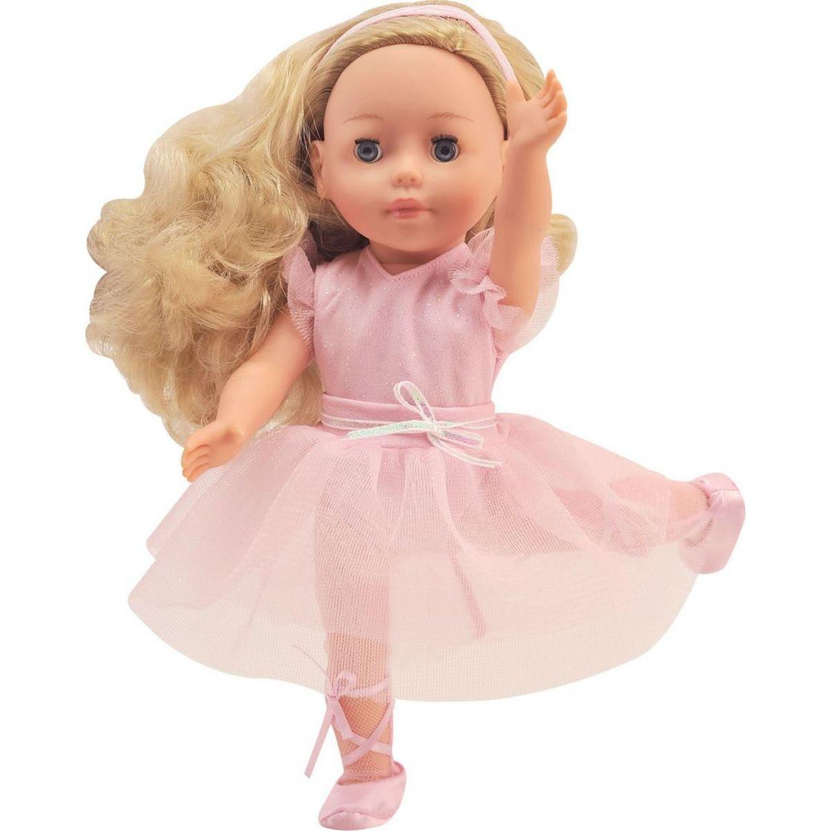 Dimian Panenka Bambolina Boutique 30 cm růžové šatičky