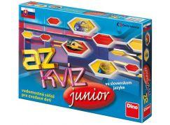 Dino AZ Kvíz Junior SK Detská hra