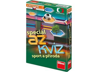 Dino AZ kvíz Speciál sport a příroda