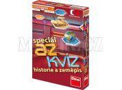 Dino AZ kvíz Speciál historie a zeměpis
