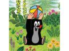 Dino Baby Puzzle Krtek na louce 12 dílků 2