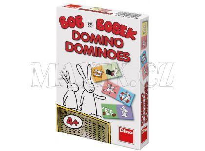 Dino Bob a Bobek Domino