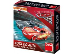 Dino Cars 3 Cestovní hra Auta do auta