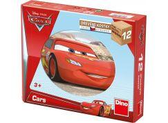 Dino Cars Kostky Kubus Auta 2 12 dílků