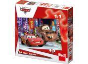 Dino Cars Puzzle Maxi Auta 2 24dílků