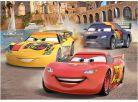 Dino Cars Puzzle Maxi Veselý Blesk 24dílků 2