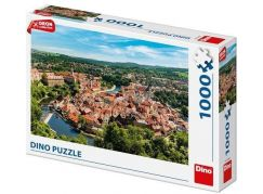 Dino Český Krumlov Dron Collection puzzle 1000 dílků