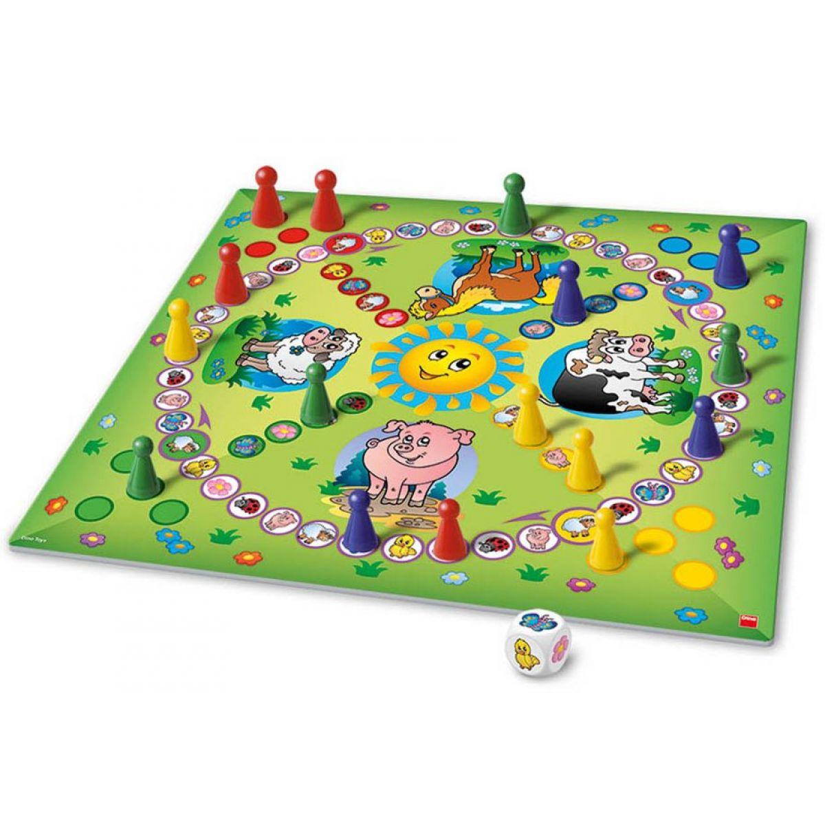 Dino Človíčku nezlob se dětská hra #2