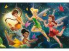 Dino Disney Fairies Puzzle Tanec s motýly 66dílků 2