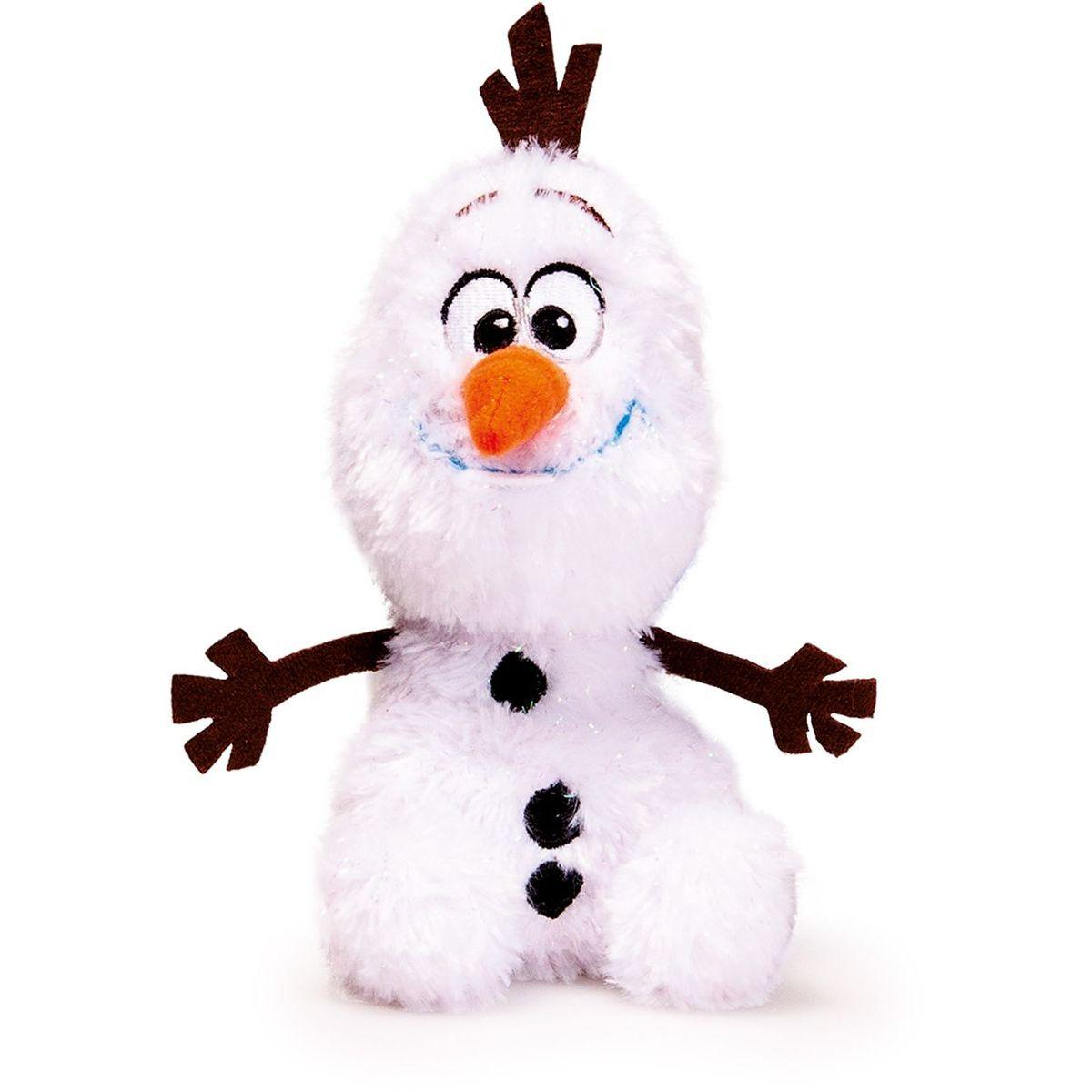 Dino Disney Frozen 2 Olaf třpytivý 20 cm plyš
