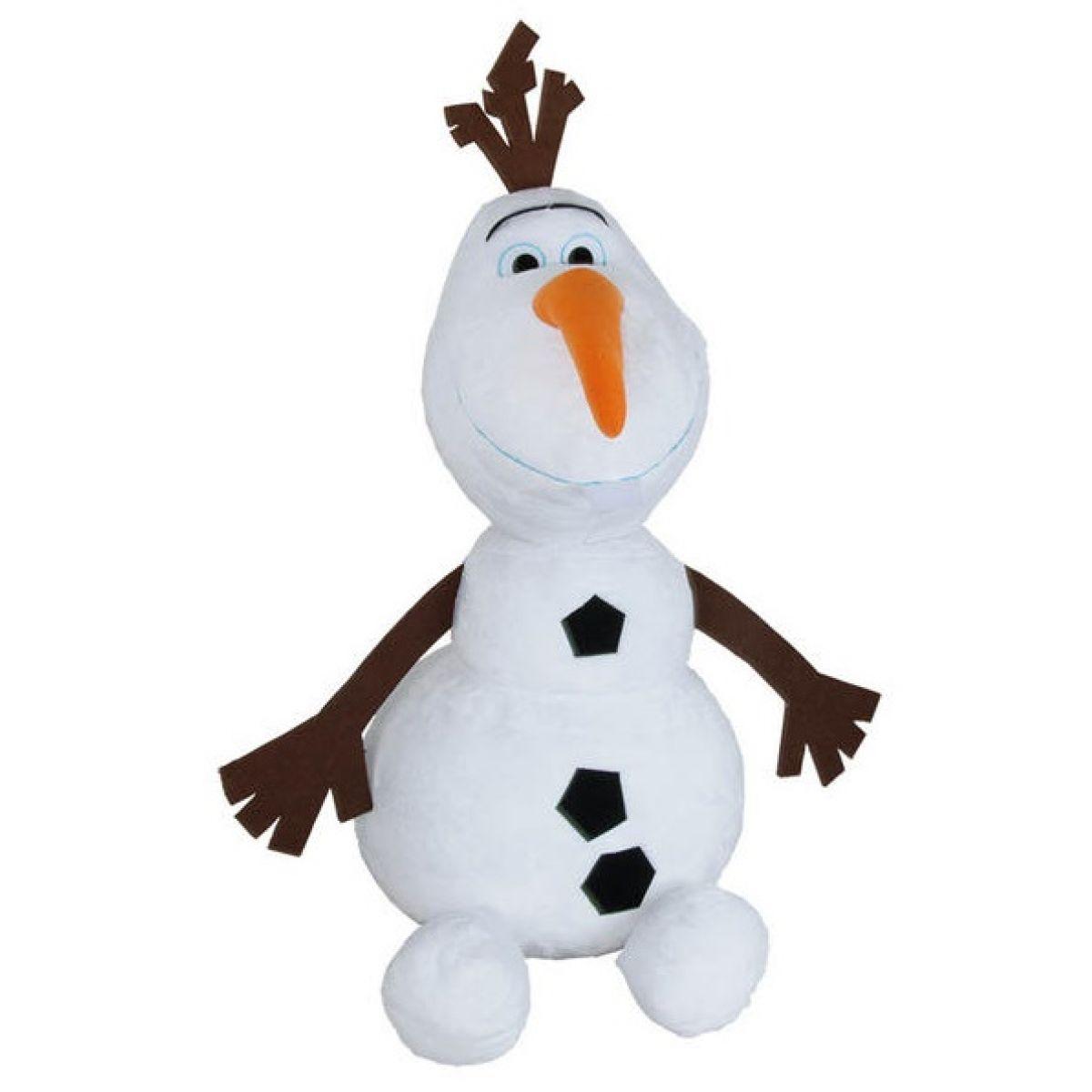 Dino Disney Frozen Plyšový sedící Olaf 127cm