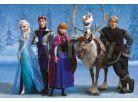 Dino Disney Frozen Puzzle Ledové královsví 2x66dílků 2