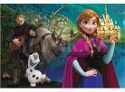 Dino Disney Frozen Puzzle Ledové královsví 2x66dílků 3