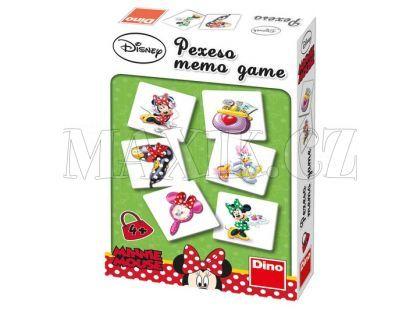 Dino Disney Pexeso Minnie