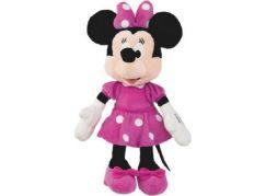 Dino Disney Plyšová Minnie Růžové Šaty 25 cm