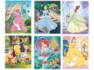 Dino Disney Princess Kubus Princezny 20dílků 2