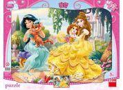 Dino Disney Princess Puzzle deskové Princezny 12dílků