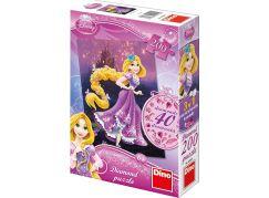 Dino Disney Princess Puzzle Diamond Locilka 200dílků
