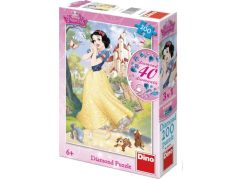 Dino Disney Princess Puzzle Diamond Sněhurka 200 dílků