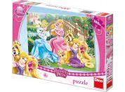 Dino Disney Princess Puzzle Princezny s mazlíčky 100XL dílků