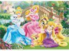 Dino Disney Princess Puzzle Princezny s mazlíčky 100XL dílků 2