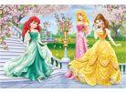 Dino Disney Princess Puzzle Princezny u fontány 66dílků 2