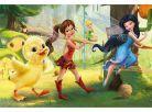 Dino Disney Puzzle Fairies a kuřátko 24d 2