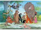 Dino Disney Puzzle Maxi Kniha džunglí 24dílků 2