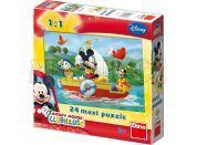 Dino Disney Puzzle Maxi Mickey Mouse 24dílků