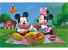 Dino Disney Puzzle Mickey Mouse na pikniku 66dílků 2