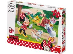 Dino Disney Puzzle Minnie 100XL dílků