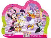 Dino Disney Puzzle Minnie a mazlíčci