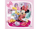 Dino Disney Puzzle Minnie na návštěvě 3x55dílků 3