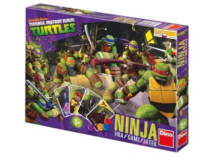 Dino Želvy Ninja Hra