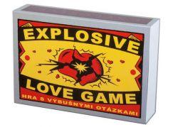 Dino Explosive Love párty hra
