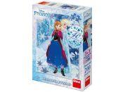 Dino Frozen Sesterská Láska 200 dílků Diamond puzzle