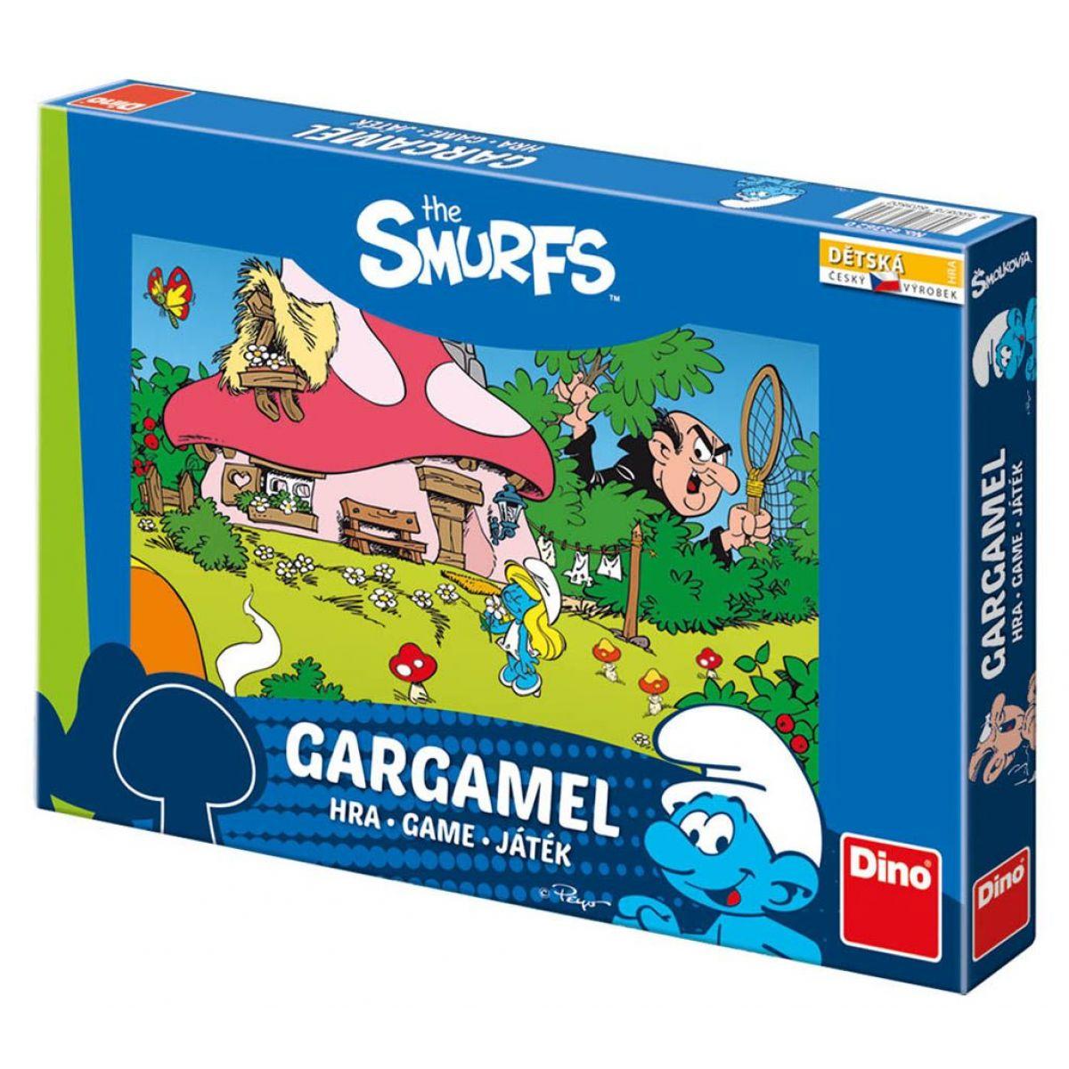 Dino Gargamel dětská hra