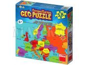 Dino Geo puzzle Evropa 58