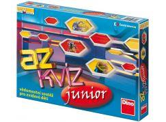 Dino Hra A-Z Kvíz junior