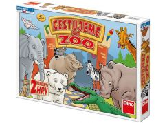 Dino Hra cestujeme po Zoo