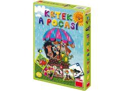 Dino Hra Krteček a počasí