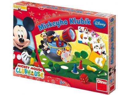Dino Hra Mickeyho Klubík