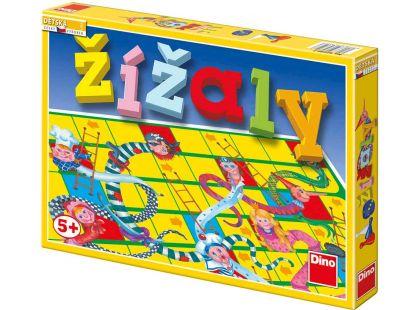 Dino Hra Žížaly