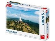 Dino Ještěd Dron Collection puzzle 1000 dílků