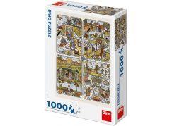 Dino Josef Lada Roční období puzzle 1000 dílků