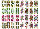 Dino Karty hrací dvouhlavé 2